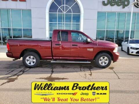 2019 RAM Ram Pickup 1500 Classic for sale at Williams Brothers - Pre-Owned Monroe in Monroe MI