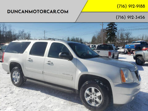 2011 GMC Yukon XL for sale at DuncanMotorcar.com in Buffalo NY