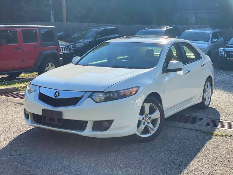 2010 Acura TSX for sale at AMA Auto Sales LLC in Ringwood NJ