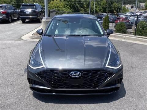 2021 Hyundai Sonata for sale at CU Carfinders in Norcross GA