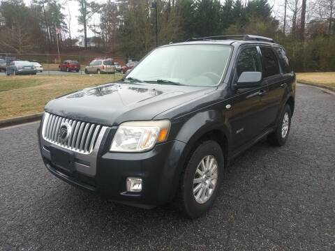 2008 Mercury Mariner for sale at Final Auto in Alpharetta GA