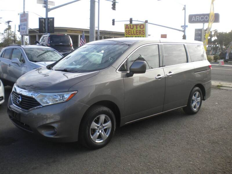 2015 Nissan Quest for sale at AUTO SELLERS INC in San Diego CA