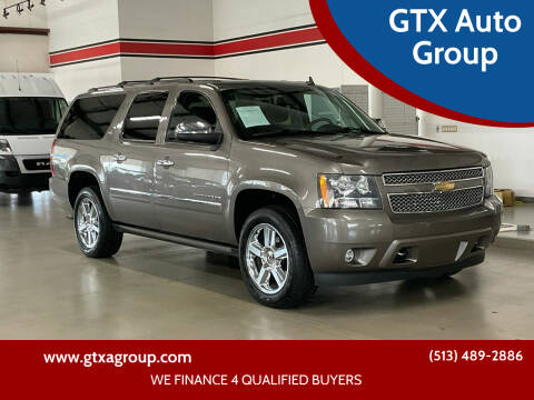 2011 Chevrolet Suburban for sale at GTX Auto Group in West Chester OH