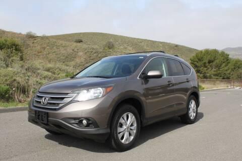 2012 Honda CR-V for sale at Elite Dealer Sales in Costa Mesa CA