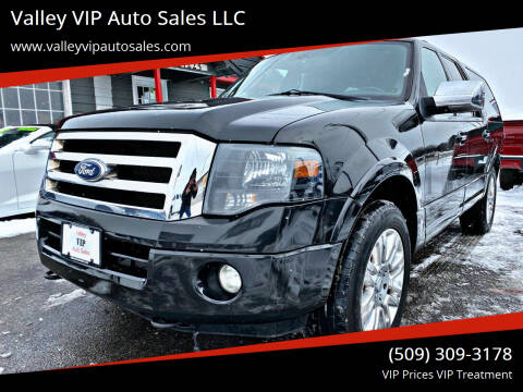 2011 Ford Expedition EL for sale at Valley VIP Auto Sales LLC in Spokane Valley WA
