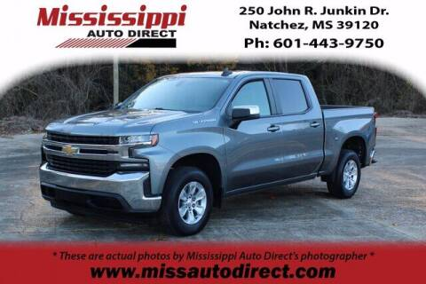 2019 Chevrolet Silverado 1500 for sale at Auto Group South - Mississippi Auto Direct in Natchez MS