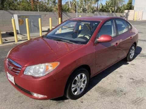 2010 Hyundai Elantra for sale at Hunter's Auto Inc in North Hollywood CA