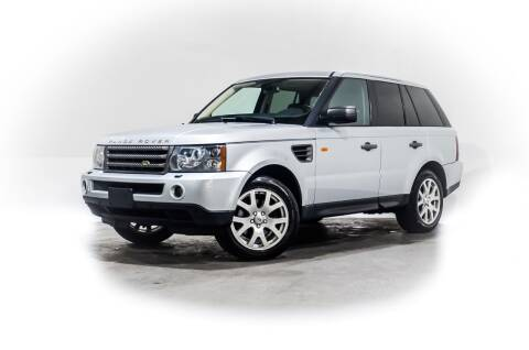 2008 Land Rover Range Rover Sport for sale at CarXoom in Marietta GA