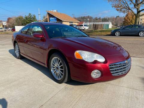 2005 Chrysler Sebring for sale at Dalton George Automotive in Marietta OH