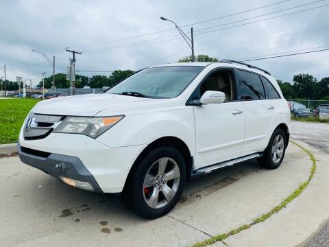 2007 Acura MDX for sale at Xtreme Auto Mart LLC in Kansas City MO