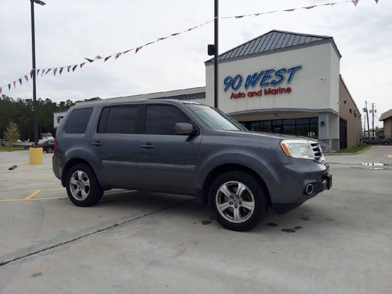 2012 Honda Pilot for sale at 90 West Auto & Marine Inc in Mobile AL