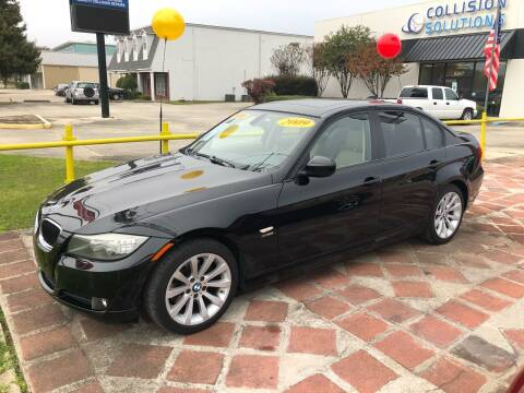 2009 BMW 3 Series for sale at CAPITOL AUTO SALES LLC in Baton Rouge LA