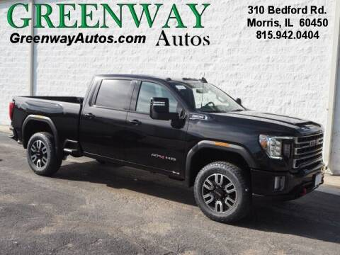 2022 GMC Sierra 2500HD for sale at Greenway Automotive GMC in Morris IL