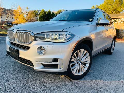 2015 BMW X5 for sale at Classic Luxury Motors in Buford GA