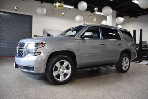 2018 Chevrolet Tahoe for sale at DONE DEAL MOTORS in Canton MA