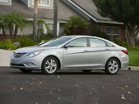 2013 Hyundai Sonata for sale at BASNEY HONDA in Mishawaka IN