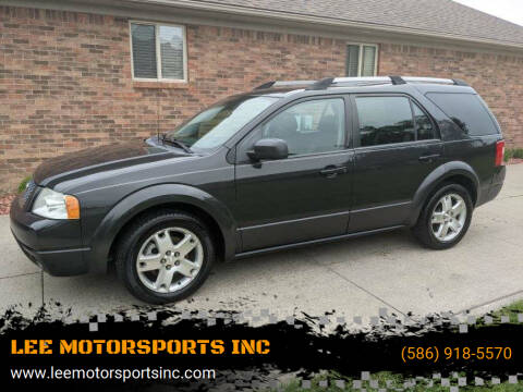2007 Ford Freestyle for sale at LEE MOTORSPORTS INC in Mount Clemens MI