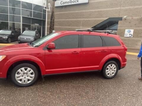 2018 Dodge Journey for sale at Camelback Volkswagen Subaru in Phoenix AZ