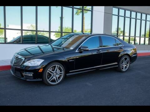 2010 Mercedes-Benz S-Class for sale at REVEURO in Las Vegas NV