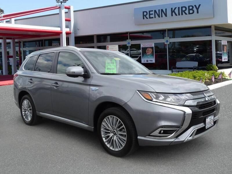 2019 Mitsubishi Outlander PHEV for sale in Frederick, MD