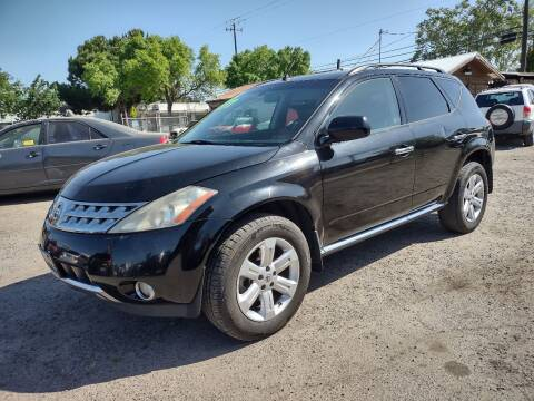 2007 Nissan Murano for sale at Larry's Auto Sales Inc. in Fresno CA