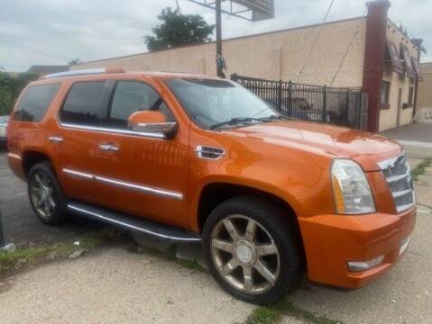 2007 Cadillac Escalade for sale at Auto Legend Inc in Linden NJ