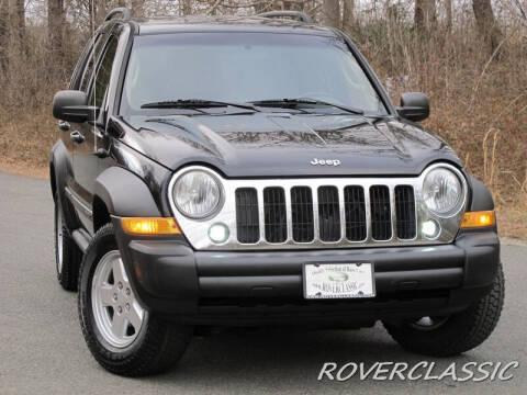 2005 Jeep Liberty for sale at Isuzu Classic in Cream Ridge NJ