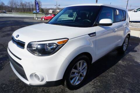 2018 Kia Soul for sale at MyEzAutoBroker.com in Mount Vernon OH