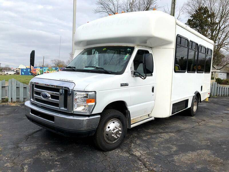 2008 Ford E-Series Chassis E-450 SD