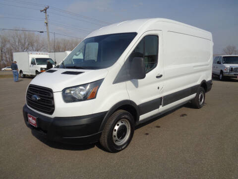 2015 Ford Transit Cargo for sale at King Cargo Vans INC in Savage MN