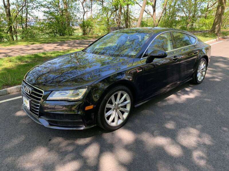2012 Audi A7 for sale at Crazy Cars Auto Sale in Jersey City NJ