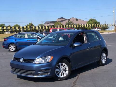2015 Volkswagen Golf for sale at J & L AUTO SALES in Tyler TX