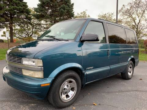 1999 Chevrolet Astro for sale at All Star Car Outlet in East Dundee IL