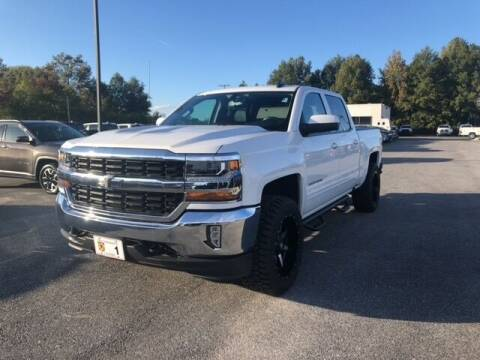 2018 Chevrolet Silverado 1500 for sale at FRED FREDERICK CHRYSLER, DODGE, JEEP, RAM, EASTON in Easton MD