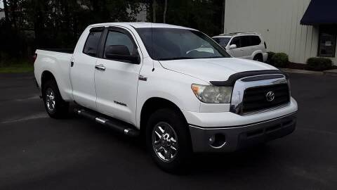 2008 Toyota Tundra for sale at BEST BUY AUTO SALES in Thomasville NC