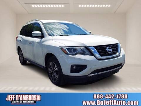 2017 Nissan Pathfinder for sale at Jeff D'Ambrosio Auto Group in Downingtown PA