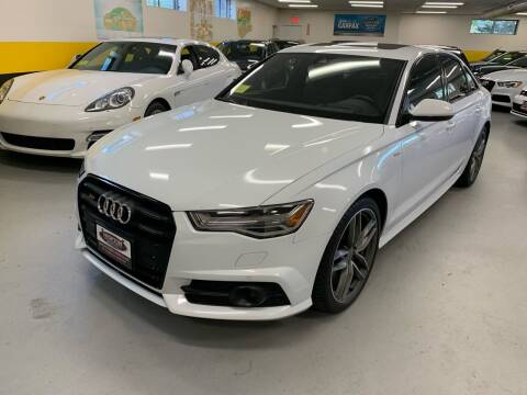 2018 Audi S6 for sale at Newton Automotive and Sales in Newton MA