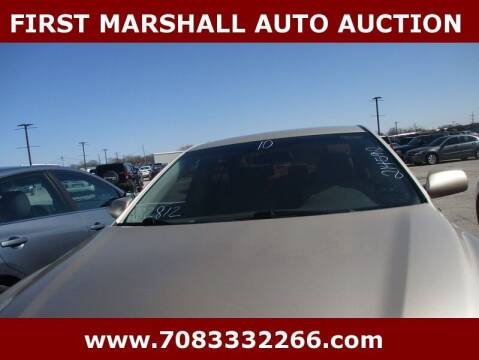 2010 Toyota Camry for sale at First Marshall Auto Auction in Harvey IL