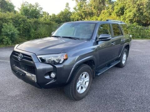 2020 Toyota 4Runner for sale at JOE BULLARD USED CARS in Mobile AL