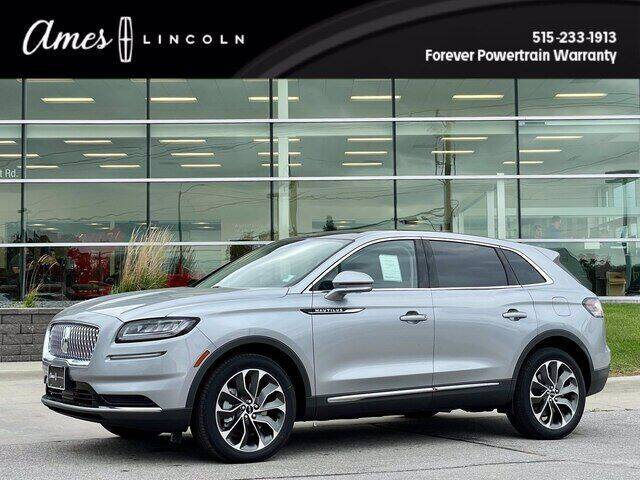 2021 Lincoln Nautilus for sale in Ames, IA
