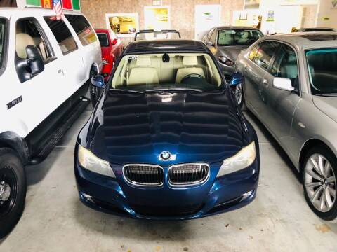2011 BMW 3 Series for sale at Auto Credit & Finance Corp. in Miami FL