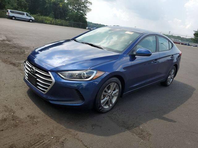 2018 Hyundai Elantra for sale at Car Nation in Aberdeen MD