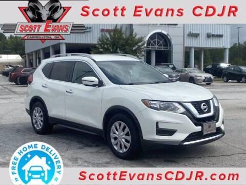 2017 Nissan Rogue for sale at SCOTT EVANS CHRYSLER DODGE in Carrollton GA