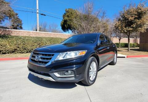 2013 Honda Crosstour for sale at International Auto Sales in Garland TX
