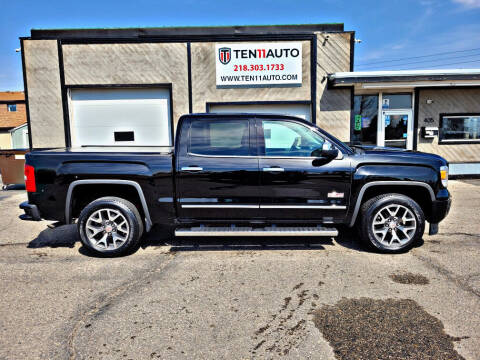 2015 GMC Sierra 1500 for sale at Ten 11 Auto LLC in Dilworth MN