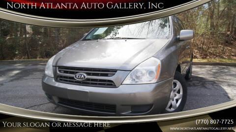 2010 Kia Sedona for sale at North Atlanta Auto Gallery, Inc in Alpharetta GA