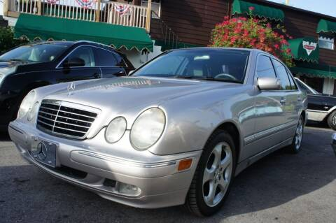 2002 Mercedes-Benz E-Class for sale at American Classics Autotrader LLC in Pompano Beach FL