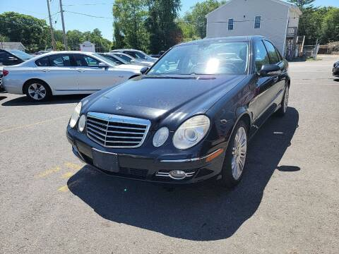 2008 Mercedes-Benz E-Class for sale at Top Quality Auto Sales in Westport MA
