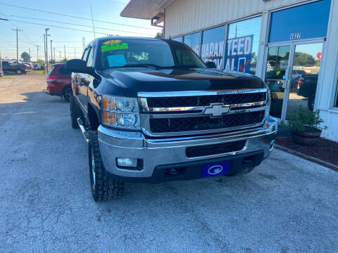 2012 Chevrolet Silverado 2500HD for sale at Lee Auto Group Tampa in Tampa FL