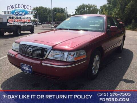 2003 Mercury Grand Marquis for sale at Fort Dodge Ford Lincoln Toyota in Fort Dodge IA
